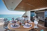 Archipelago yacht deck