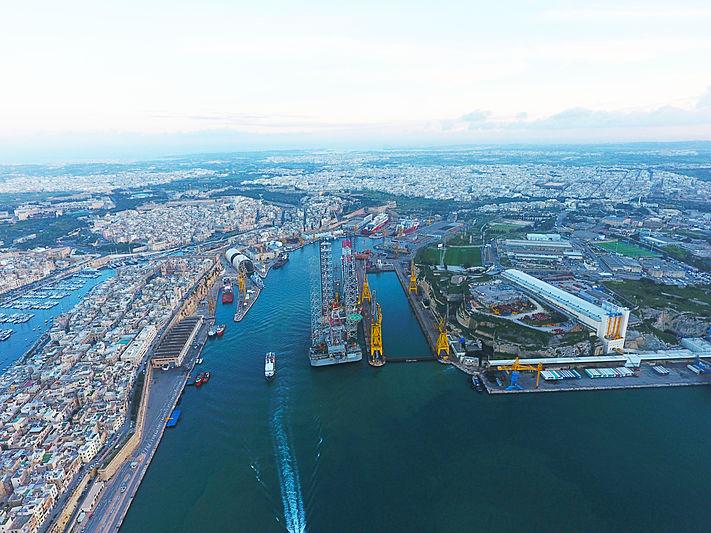 Palumbo Malta Shipyard