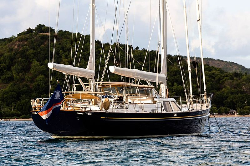 Blue Too yacht profile