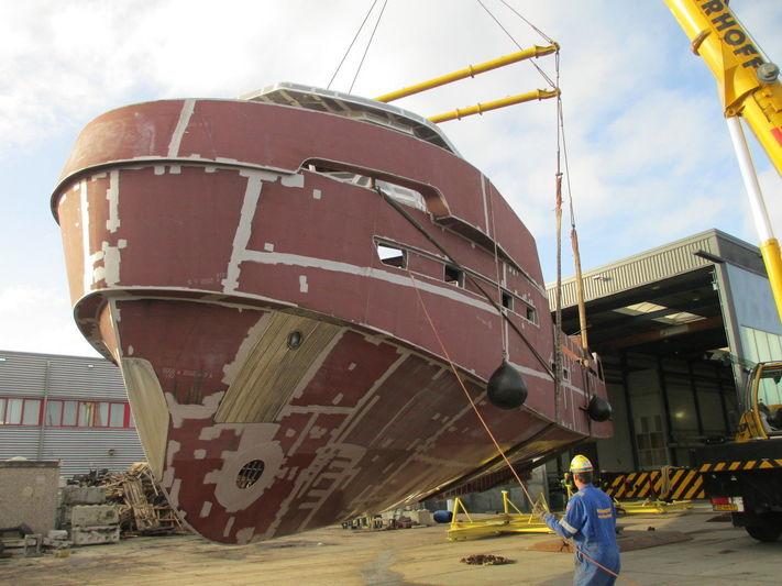 Lynx YXT 24#01 under construction