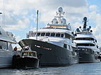 Ambition yacht at Fort Lauderdale
