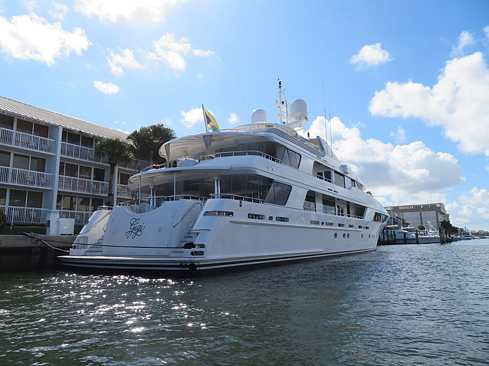 Gigi yacht at Fort Lauderdale