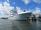 Marcato yacht at Fort Lauderdale