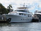 Our Heritage yacht at Fort Lauderdale