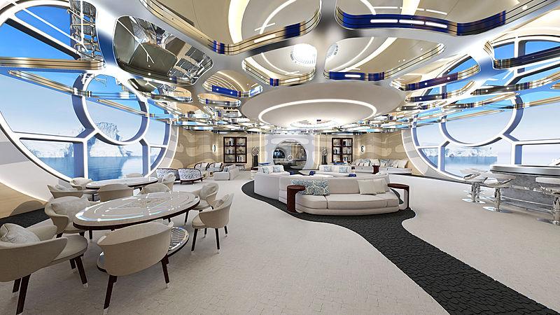 Gresham Yacht Design explorer yacht concept Thor