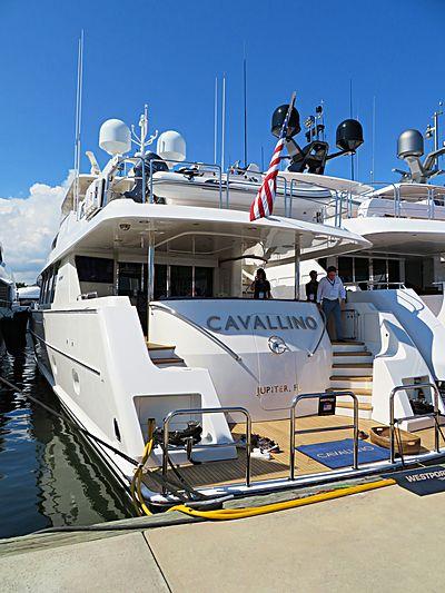 CAVALLINO yacht Westport