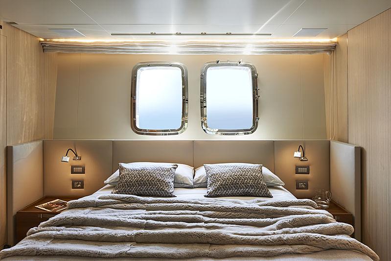 RL Together yacht stateroom