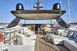 RL Together yacht deck