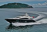 Pacific Conquest  Yacht Sunseeker