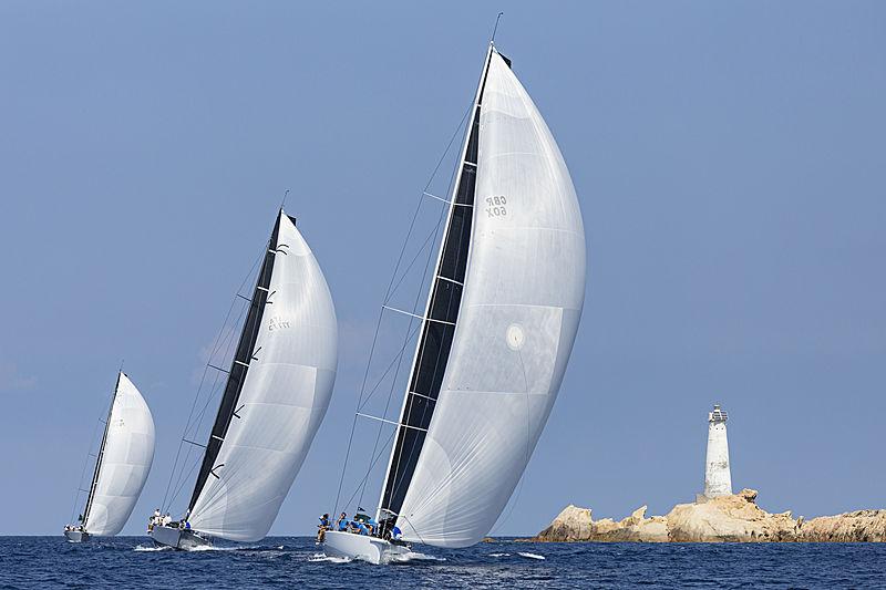 2019 Maxi Yacht Rolex Cup regatta