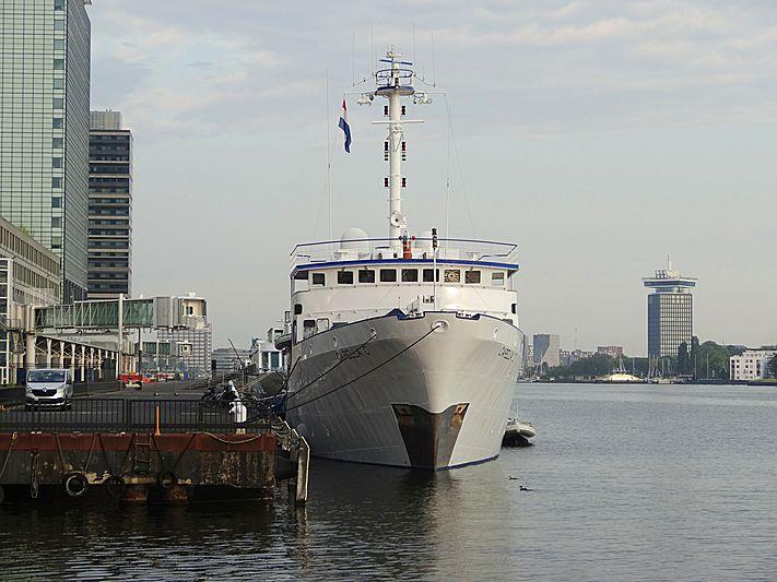 CAPELLA C yacht Scheepswerf Gebr. Pot