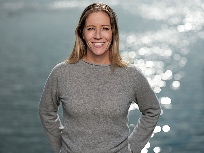 Nina Jensen - REV Ocean CEO