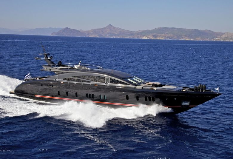O'PATI yacht Golden Yachts