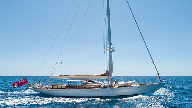KEALOHA yacht Claasen