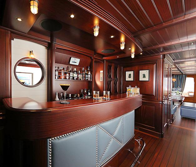Awatea yacht bar