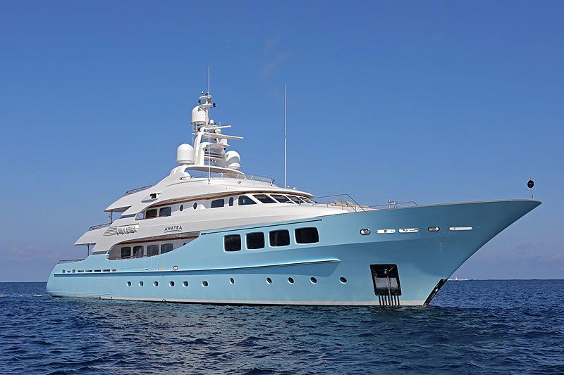 AWATEA yacht Hakvoort