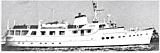 Blue Jacket Yacht Amsterdamsche Scheepwerf G. de Vries Lentsch Jr