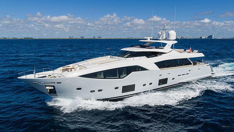 ARES yacht Custom Line