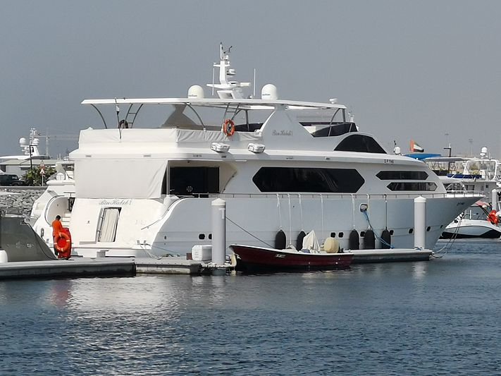 BIN HABIB 1 yacht Al Boom Marine