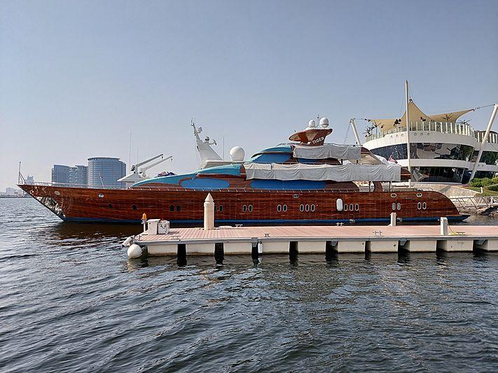 TIGER yacht Unknown