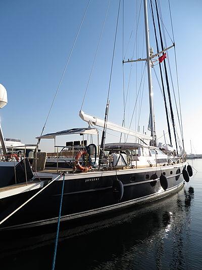 GUIA yacht Jongert