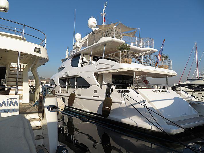 TWINZZ yacht Benetti