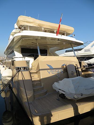 VESPER yacht SES Yachts
