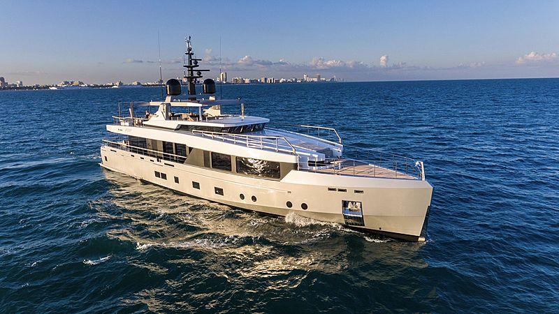 Tremenda yacht