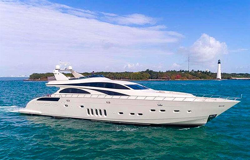 Negoseator yacht exterior cruising