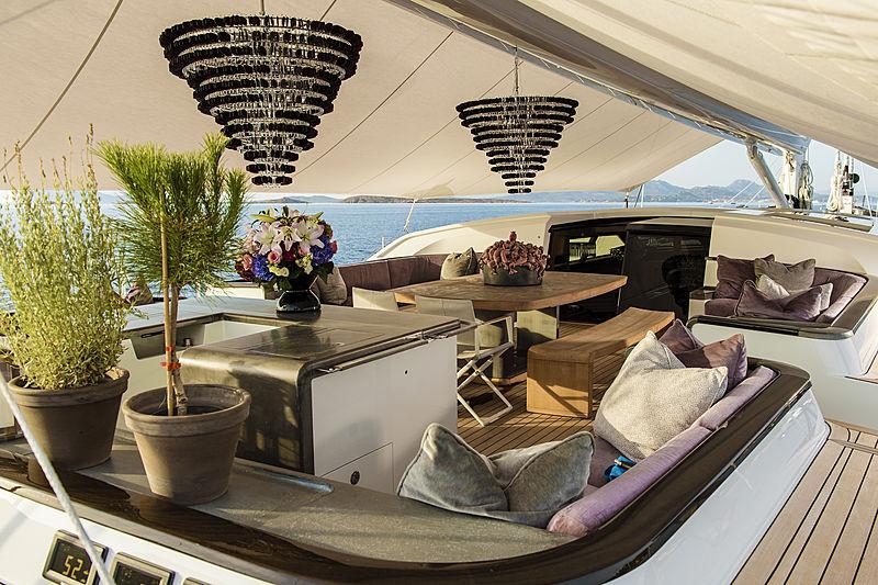 Pink Gin VI yacht