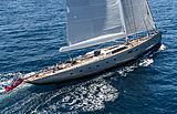 Pink Gin VI yacht cruising