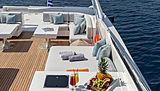 Grace yacht sundeck