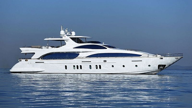 ARTEMY yacht Azimut