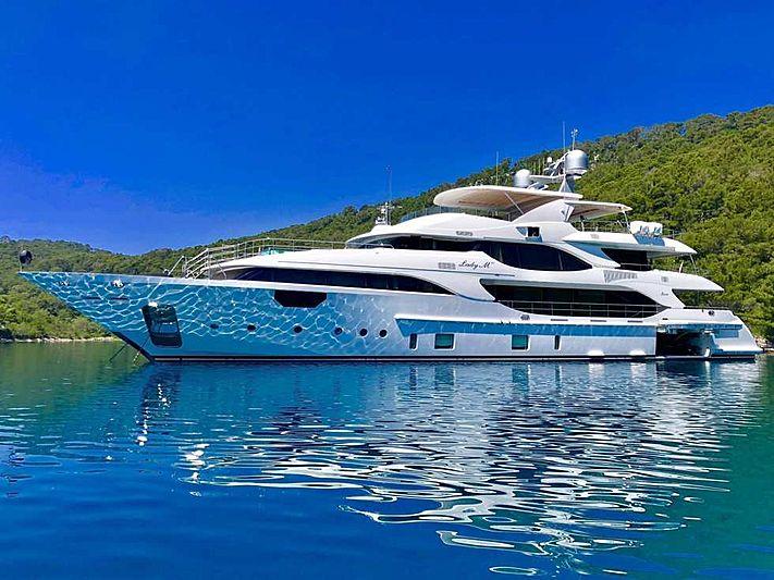 LADY MRD yacht Benetti