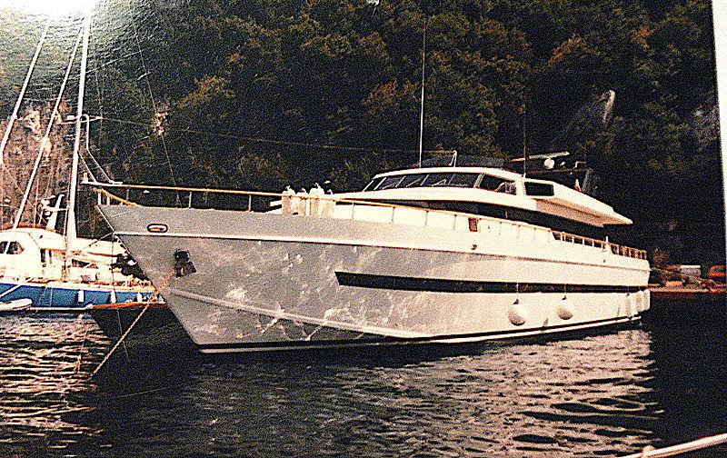OLGA  yacht Cantieri di Pisa