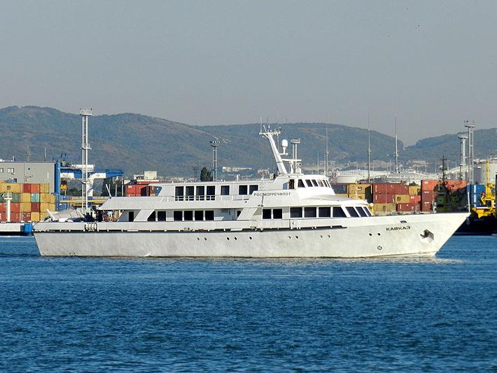 KAVKAZ yacht Almaz