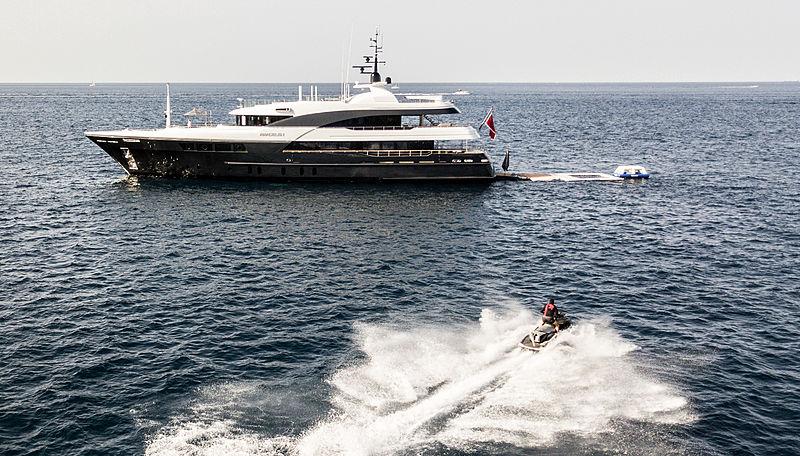 AMADEUS I yacht Timmerman