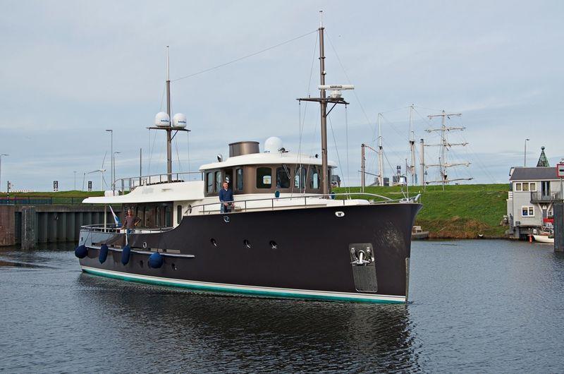 LIVINGSTONE yacht Hartman Yachts BV