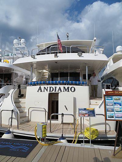 ANDIAMO yacht Monte Fino