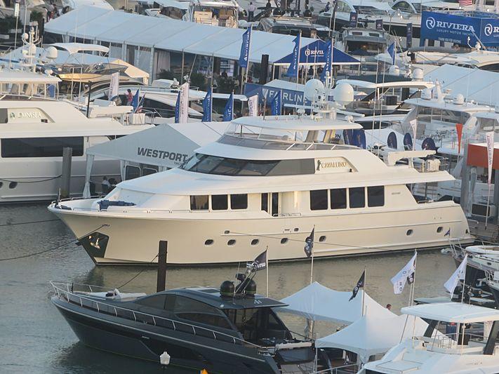 NOW OR NEVER yacht Westport