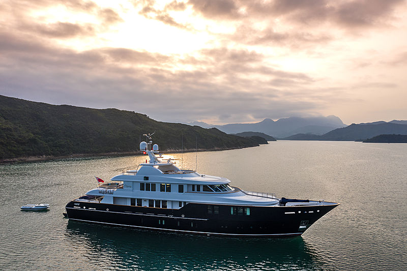 ROSE PIGRE yacht Royal Denship