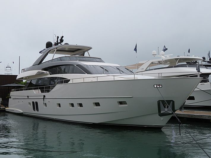 ENERGY yacht Sanlorenzo
