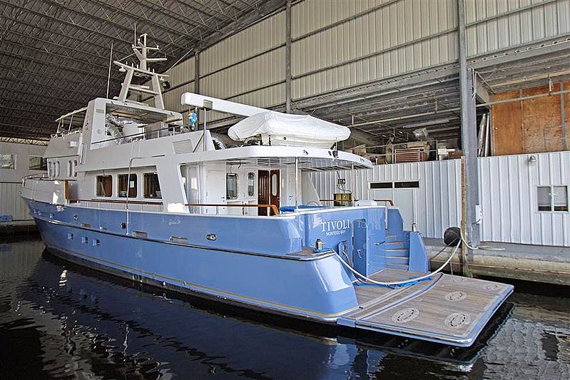 TIVOLI yacht Proteksan