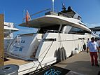 Monica yacht at Miami Yacht Show 2020