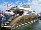 Privilegio yacht at Miami Yacht Show 2020