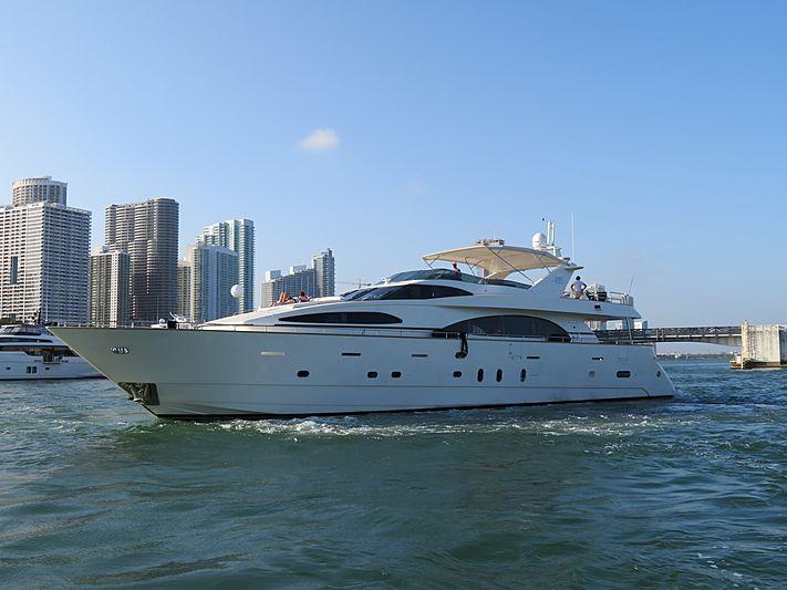 REFLECTION  yacht Azimut