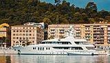 My Little Violet yacht by Abeking & Rasmussen in Nice