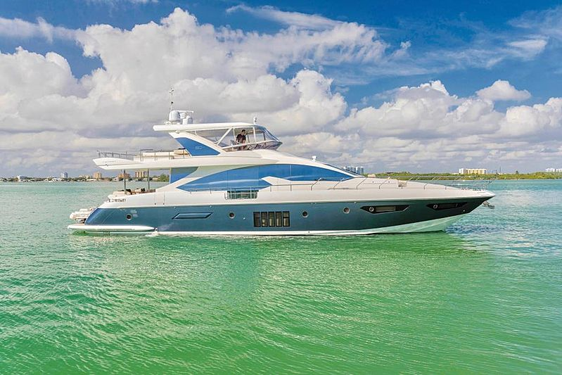 Concetta Marie yacht profile