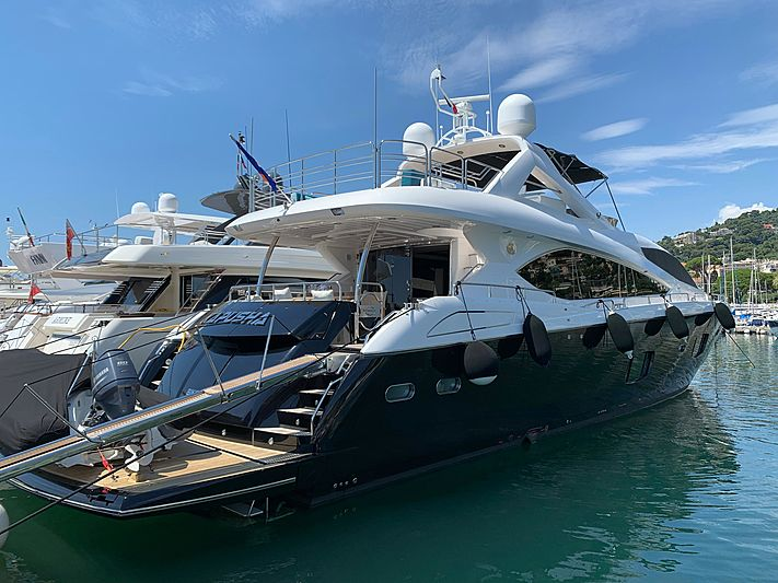 KAPUSHA yacht Sunseeker