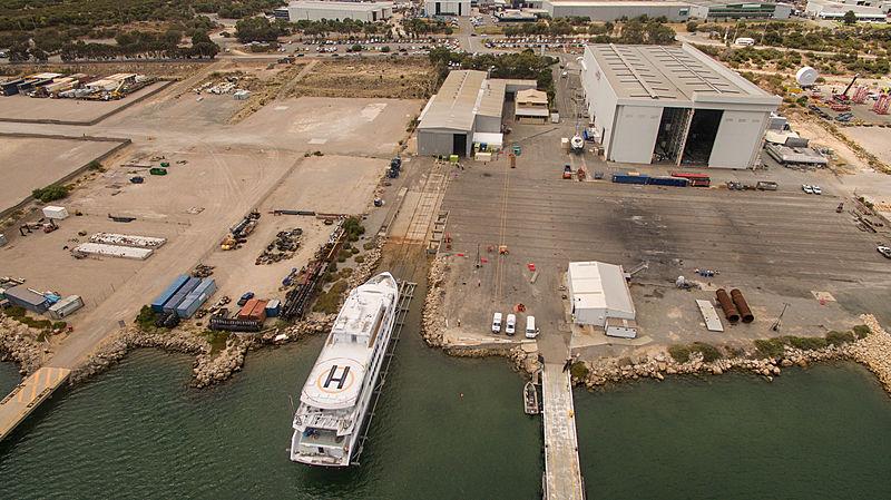 Echo Yachts shipyard